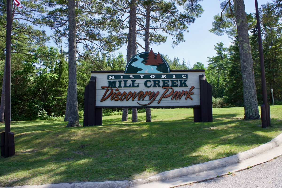 Historic Mill Creek Discovery Park featured image.