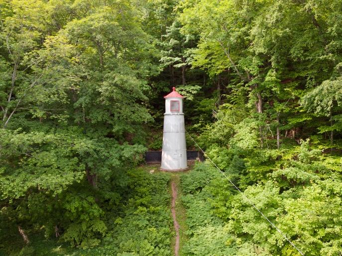 Munising Rear Range Lighthouse featured image.