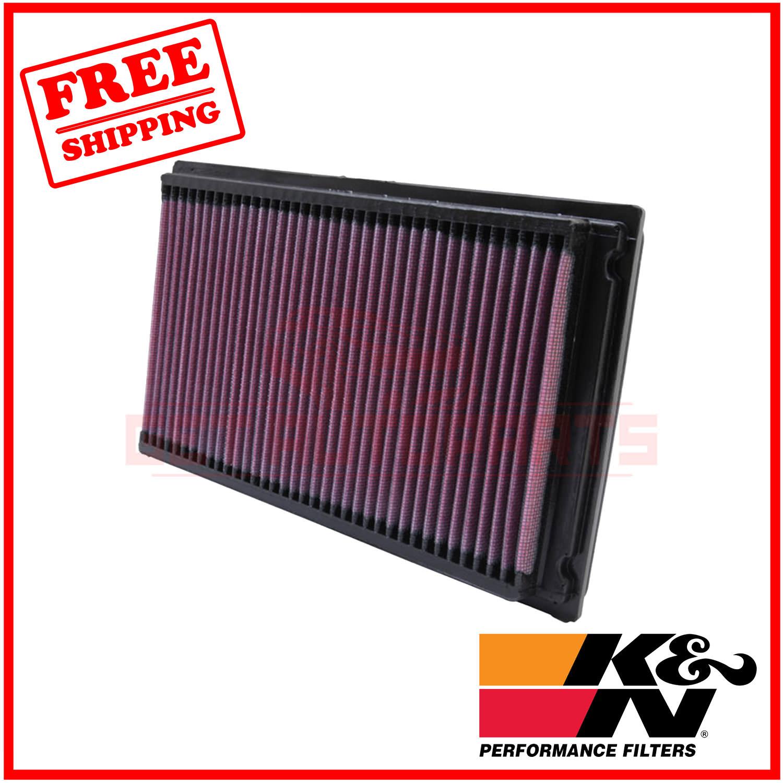 For 1990-2004 2013-2018 Nissan Pathfinder Air Filter K/&N 54171RX 1997 2002 2001