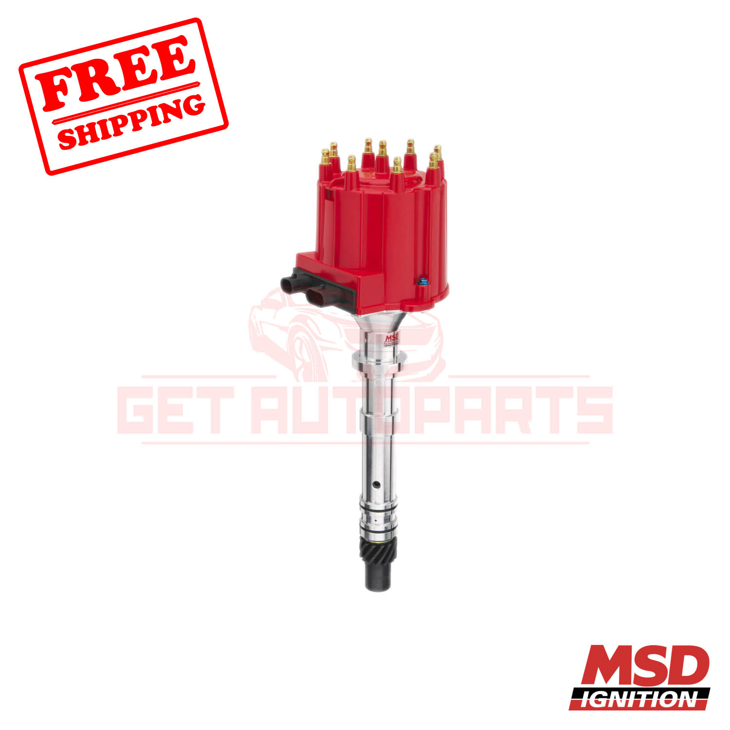 Replaces 1103481 1103482 1103483 1103484 1103488 New Distributor For 1978-1989 Chevrolet Chevy G10 G20 G30 K10 K20 K30 K5 Blazer P10 P20 P30