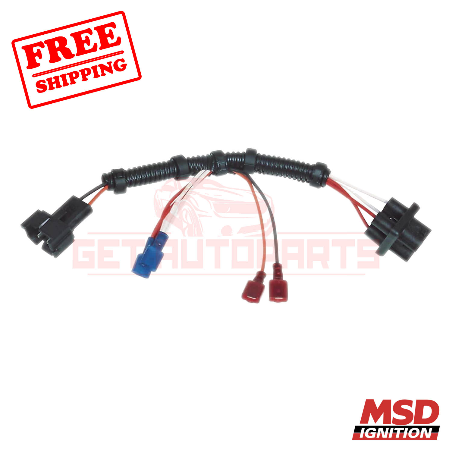 MSD Engine Wiring Harness for Chevrolet Tahoe 1995 | eBay | Chevrolet Engine Wiring Harness |  | eBay