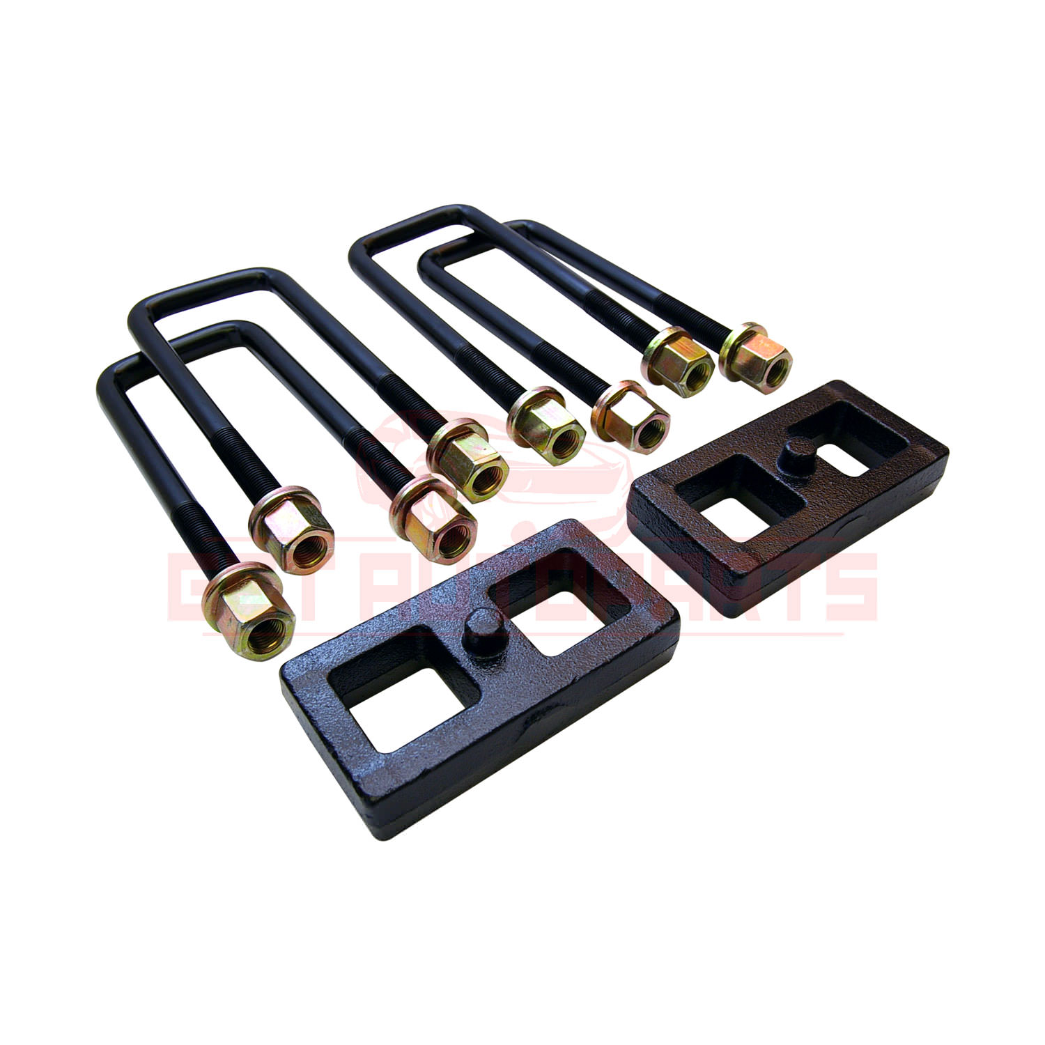 """ReadyLift Suspension Leaf Spring Block Kit Rear 1"""" for Toyota Tacoma 1995-2019 part in Leaf Springs category"""