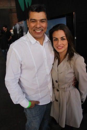 Maurício Mattar e Bianca Assumpção (Foto: Zeca Santos)