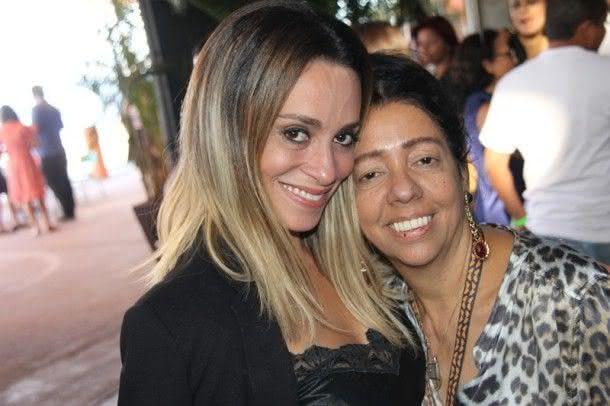 Suzana e Valquíria (Foto: Zeca Santos)