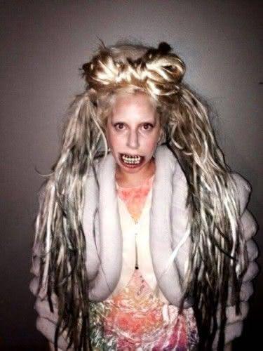 Lady Gaga se drogava, porque queria enlouquecer