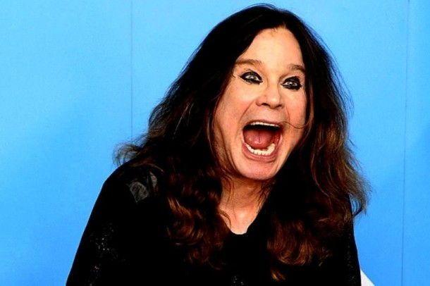 Ozzy Osbourne cheirou formigas e bebeu xixi