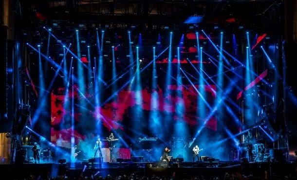O retorno do Linkin Park