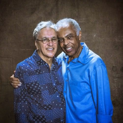 Caetano e Gil, Gil e Caetano: 50 anos de carreira e amizade comemorado em turnê (Foto: Fernando Young)