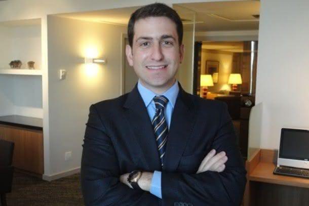 Bruno Heleno, gerente geral do BH Othon Palace (Foto: Divulgação)