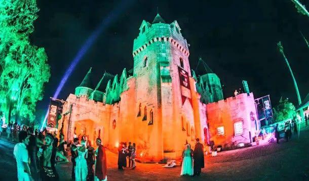 Castle Halloween 2