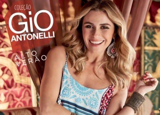 406dfff59c Giovanna Antonelli lança coleção aqlto-verão para Leader :Heloisa Tolipan