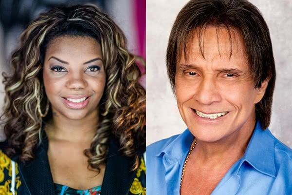 Ludmilla irá dividir o microfone com Roberto Carlos em duas músicas durante o especial de fim de ano do Rei