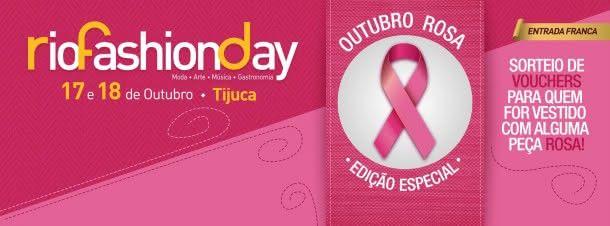 Rio Fashion Day - Outubro Rosa