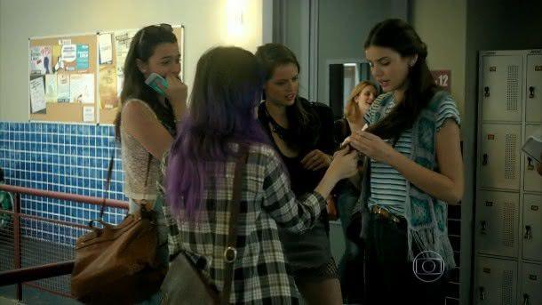 """Elenco jovem de """"Verdades Secretas"""" foi sucesso fundamental para a trama (Foto: Reprodução)"""