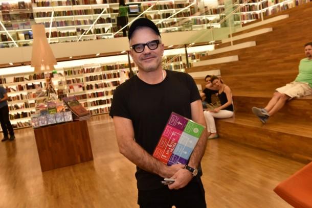 Giovanni Bianco lançou obra para a Taschen com coquetel em São Paulo (Fotos: Luciana Prezia)