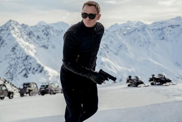 Esta é a última vez que Daniel Craig viverá 007 nos cinemas (Foto: Reprodução)
