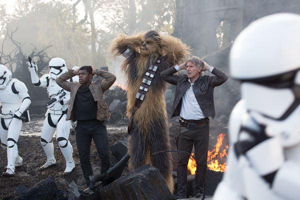 """John Bolvino comenta sua relação com Harrison Ford ao longo das filmagens de """"Star Wars"""": """"Ele entende como ninguém o processo de filmagem"""" (Foto: Divulgação)"""