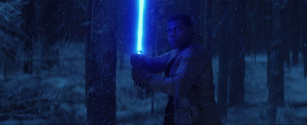 "John Boyega viverá Finn, o novo herói da saga ""Star Wars"" (Foto: Divulgação)"