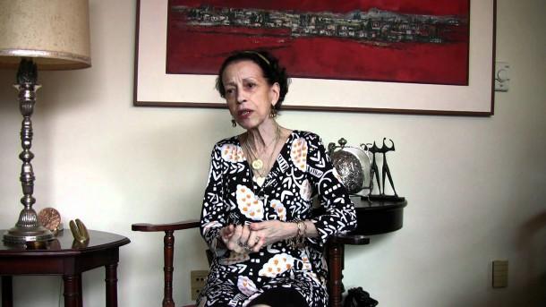 Maria José de Queiroz, escritora do livro que inspira a novela (Foto: Reprodução)
