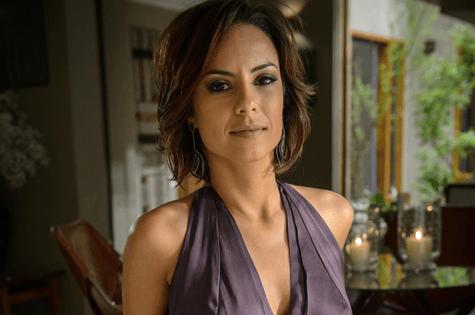 Andreia Horta será a protagonista da próxima novela das 23h da Globo (Foto: TV Globo)
