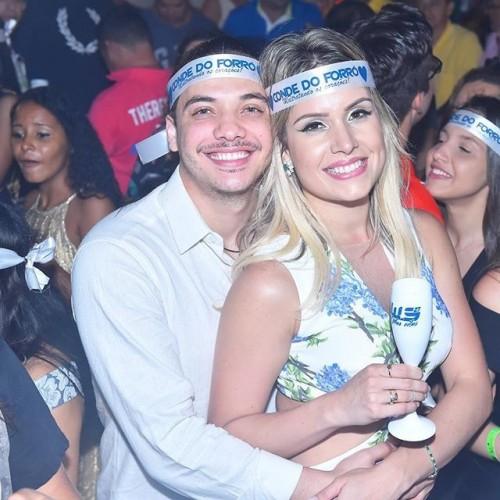 Wesley Safadão e Thyane Dantas (Foto: Reprodução)