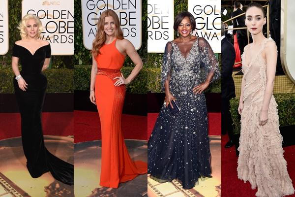 Lady Gaga, Amy Adams, Viola Davis, Rooney Mara