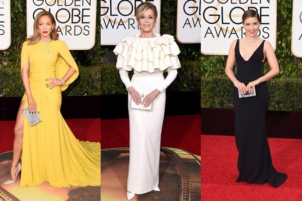 Jennifer Lopez, Jane Fonda e Sophia Bush