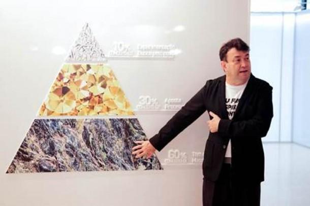 Walter Rodrigues à frente do Núcleo de Design da Assintecal