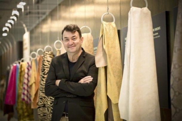 O estilista Walter Rodrigues é o coordenador do Núcleo de Design da Assintecal (Foto: Divulgação)