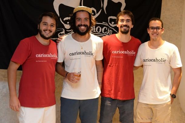 3Cariocas_Eduardo, João Gabriel, João Filipe e Gabriel_Crédito Ari Kaye