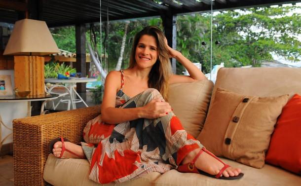 """Ingrid Guimarães estreia segunda temporada de """"Chapa Quente"""" (Foto: Divulgação)"""