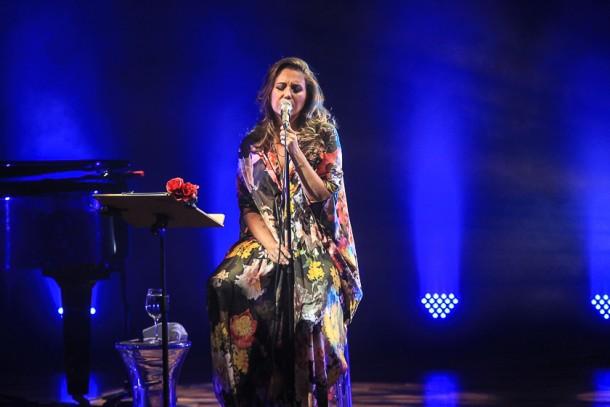 Show de Maria Rita comemorou os quatro anos de reinauguração do Theatro NET Rio