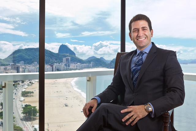 """Bruno Heleno: """"Chego confiante para assumir uma série de desafios"""" (Foto: Reprodução)"""