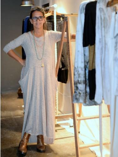 """Segundo Gilda Midani, ela faz """"pijamas disfarçados"""" (Foto: Juliana Rezende)"""