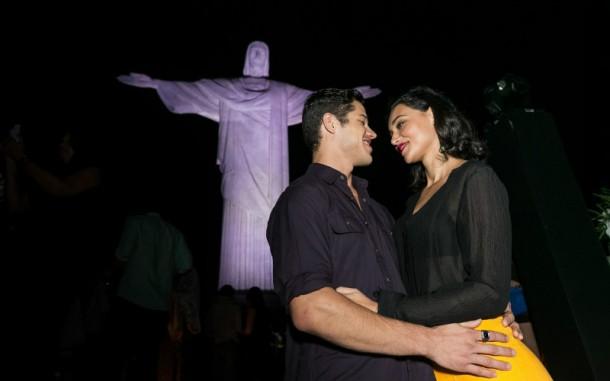 José Loreto e Débora Nascimento (Foto: Divulgação)