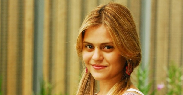"""Jéssika como Norma Jean, na décima sexta temporada de """"Mahação"""", em 2009. (Foto: Divulgação)"""