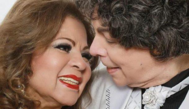 Ângela Maria e Cauby Peixoto (Foto: Divulgação)