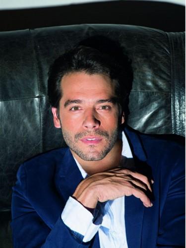 """Guilherme Winter interpreta Moisés, em """"Os Dez Mandamentos"""" (Foto: Francisco Cerchiaro)"""
