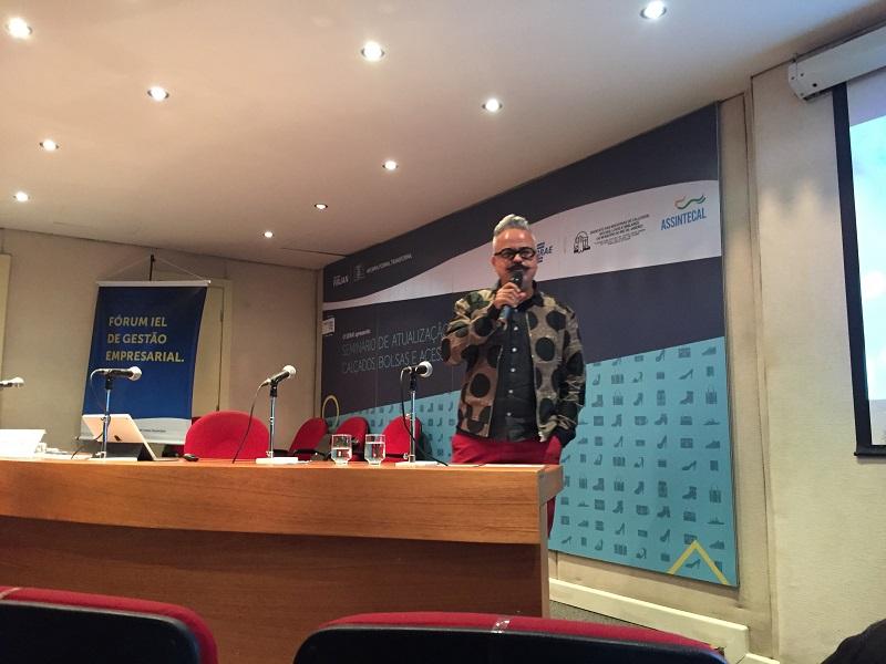 O Fórum de Inspirações lotou o auditório da Firjan, no Centro do Rio de Janeiro (Foto: Divulgação)
