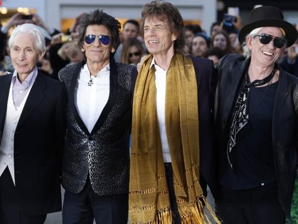 Os Rolling Stones | Foto: Reprodução