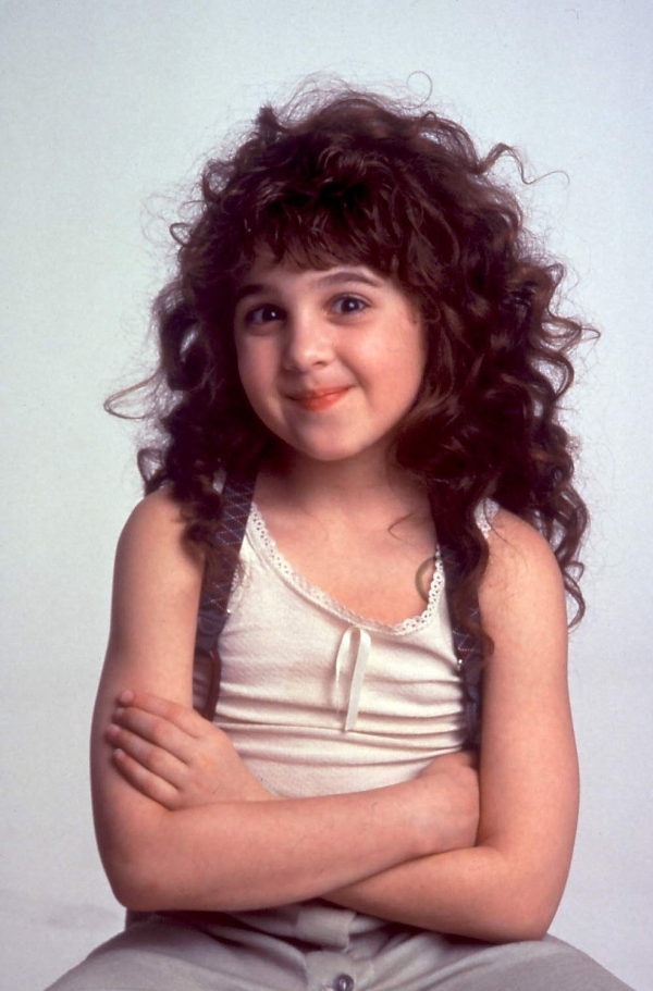 """Alisan Porter fez sucesso nos anos 90 como """"A malandrinha"""" (Foto: Reprodução)"""
