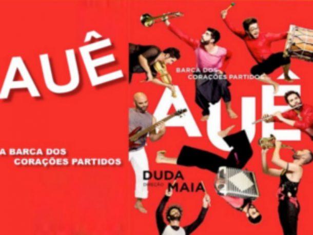 """A peça """"Auê"""" está em cartaz no Teatro dos Quatro, na Gávea (Foto: Divulgação)"""