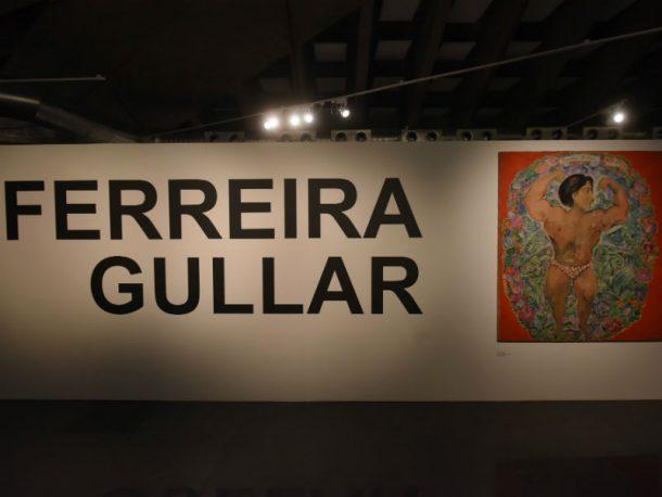 Exposição no Espaço Cultural BNDES (Foto: André Telles)