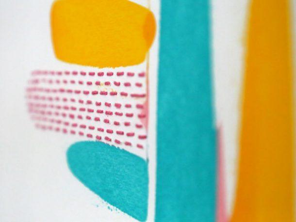 Trabalho da artista plástica Alice Gelli (Foto: Divulgação)