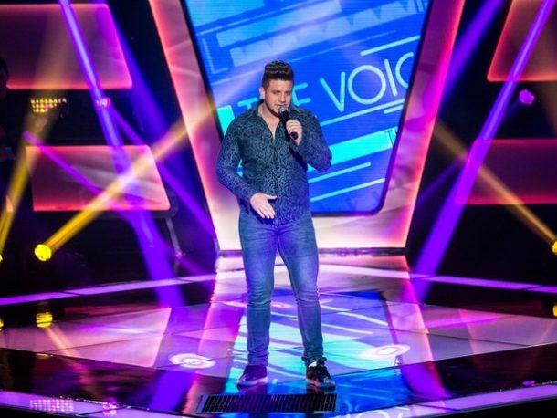 Renan chegou às finais do The Voice Brasil (Foto: Divulgação)