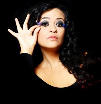 Cantora se arrisca em disco dançante (Foto: Divulgação)