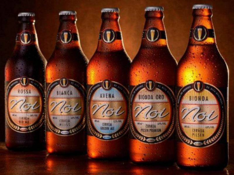 A Cervejaria Noi marca presença no Circuito Barra - Food Truck e Gastronomia (Foto: Reprodução)