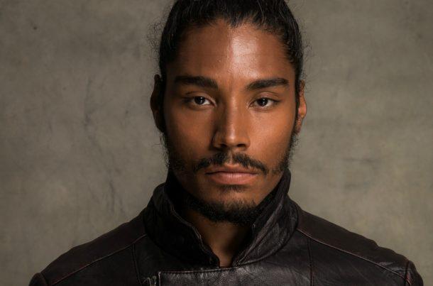 O ator na série Game of Thrones (Foto: Divulgação)