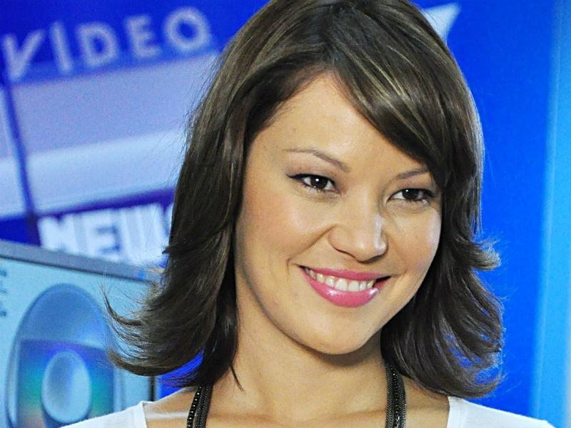 Geovanna Tominaga também perdeu o papel na próxima trama das 18h. No caso da atriz, ela foi substituída por Carol Nakamura (Foto: Reprodução)