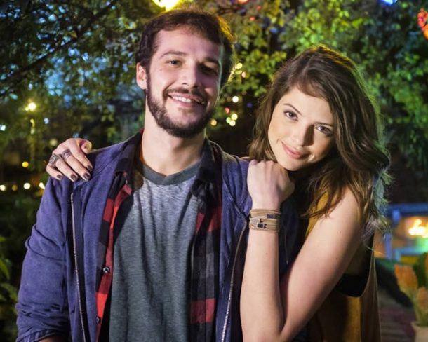 Jayme Matarazzo e Agatha Moreira (Foto: Divulgação)